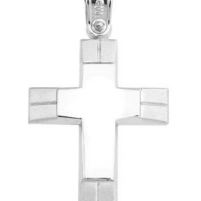 Σταυρός από Χρυσό 14Κ SIO12505