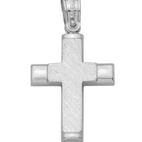 Σταυρός από Χρυσό 14Κ SIO13409