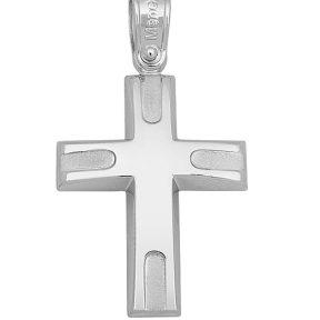 Σταυρός από Χρυσό 14Κ SIO14787